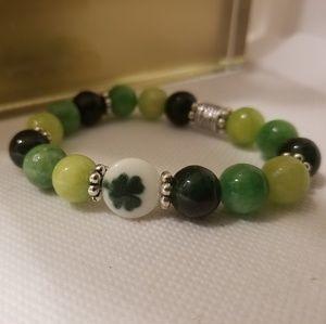 Jewelry - St. Patrick's Day Bracket